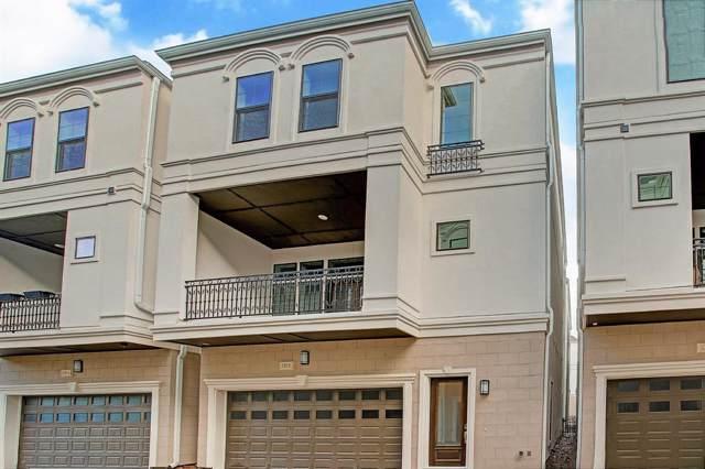 2311 Richton Street B, Houston, TX 77098 (MLS #33940150) :: Connect Realty