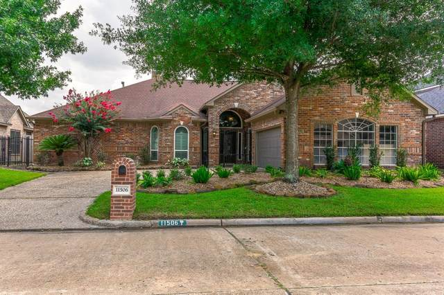 11506 Taos Lane, Houston, TX 77070 (MLS #33942798) :: Texas Home Shop Realty