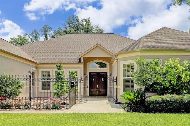 406 Gretel Drive, Houston, TX 77024 (MLS #33943989) :: The SOLD by George Team