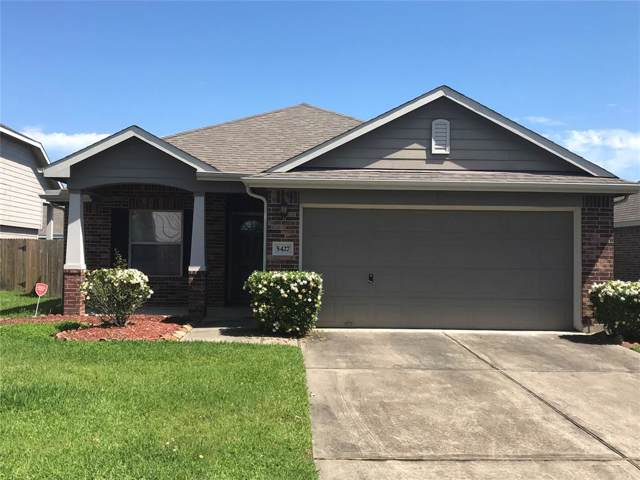 5427 Rio Drive, Baytown, TX 77521 (MLS #33947770) :: The SOLD by George Team
