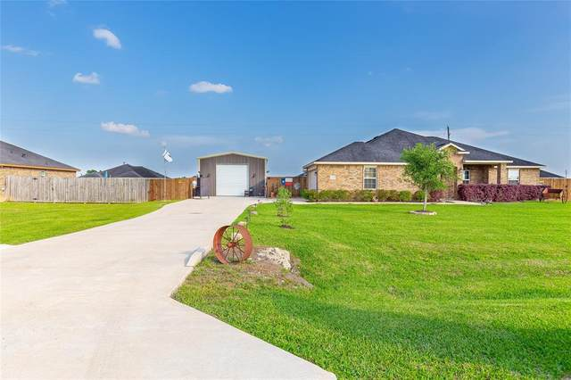 11207 Emily Ruth Drive, Needville, TX 77461 (MLS #33952168) :: The Home Branch