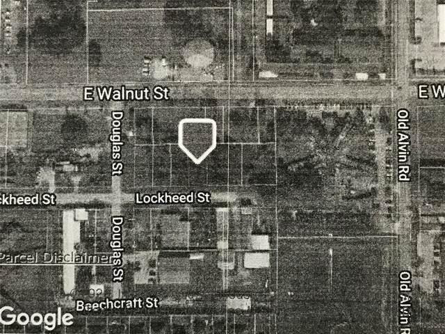 0 Lockheed Street, Pearland, TX 77581 (MLS #3395397) :: Ellison Real Estate Team