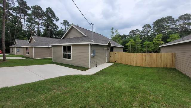713 Crystal River, Montgomery, TX 77316 (MLS #33957516) :: The SOLD by George Team