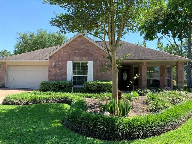 818 Forest Oaks Lane, Pearland, TX 77584 (MLS #33966269) :: Area Pro Group Real Estate, LLC