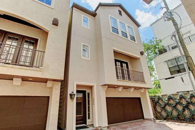 1539 Haddon Street, Houston, TX 77006 (MLS #3397912) :: Krueger Real Estate