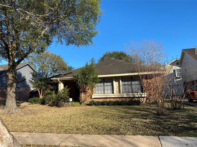 2619 Woodwick Drive, Sugar Land, TX 77479 (MLS #33982243) :: CORE Realty