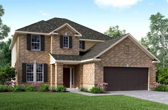 1106 Fuchsia Drive, Rosenberg, TX 77469 (MLS #33988872) :: Texas Home Shop Realty
