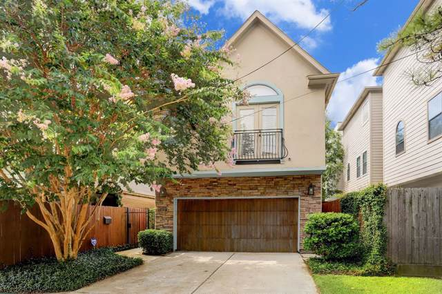 5237 Nett Street, Houston, TX 77007 (MLS #33989378) :: Caskey Realty