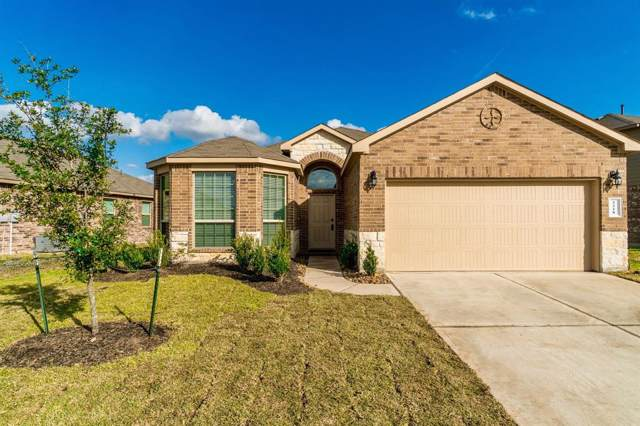 5218 Lilac Hollow Lane, Katy, TX 77449 (MLS #33990363) :: The Bly Team