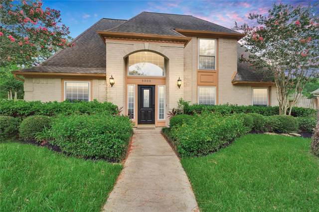 3303 Water Locust Drive, Sugar Land, TX 77479 (MLS #33990500) :: Ellison Real Estate Team