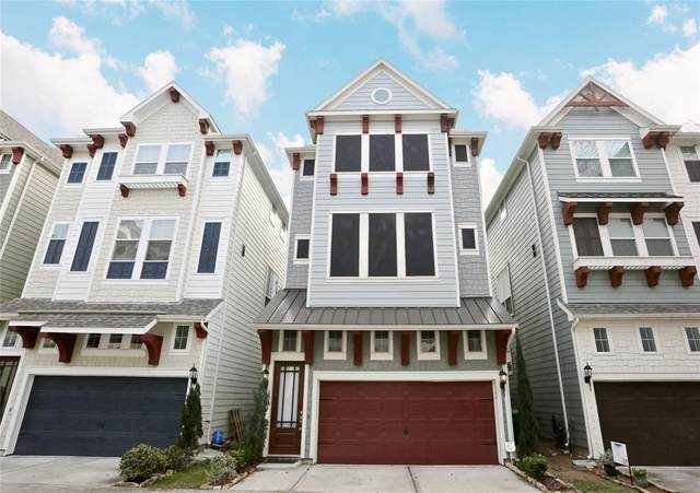 1166 W 17th Street, Houston, TX 77008 (MLS #3399415) :: Green Residential