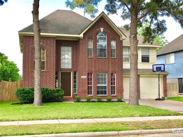 14514 Liscomb Drive, Houston, TX 77084 (MLS #34000845) :: Magnolia Realty