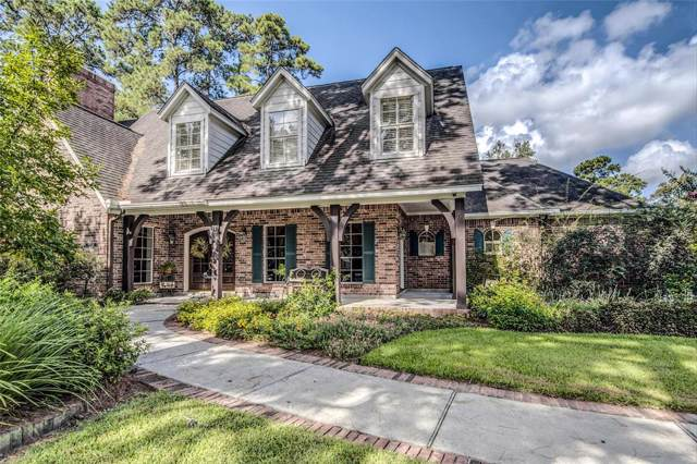 1203 Chestnut Ridge Road, Kingwood, TX 77339 (MLS #34007756) :: The Parodi Team at Realty Associates