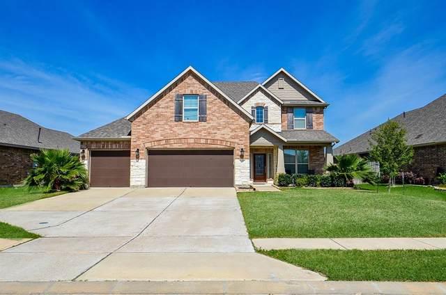 130 Blossom Terrace Lane, Rosenberg, TX 77469 (MLS #34007805) :: The Sansone Group