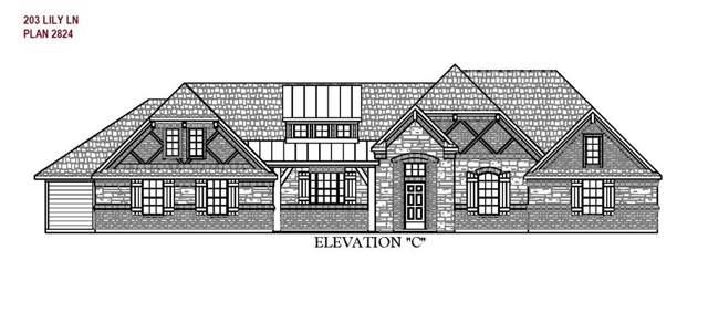 203 Lily Lane, Rosharon, TX 77583 (MLS #34014061) :: Texas Home Shop Realty