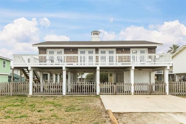 12610 W Buena Vista, Galveston, TX 77554 (MLS #34016454) :: Green Residential