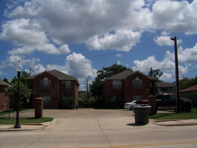 3901 College Main Street Ab, Bryan, TX 77801 (MLS #3401959) :: The SOLD by George Team