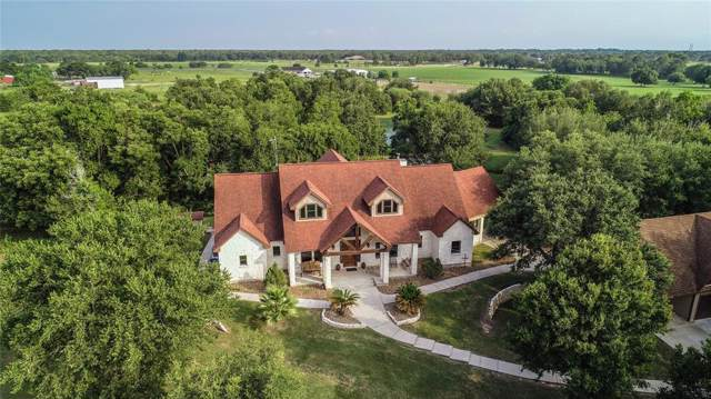 18619 Cedar Creek Court, Needville, TX 77461 (MLS #34023324) :: Guevara Backman