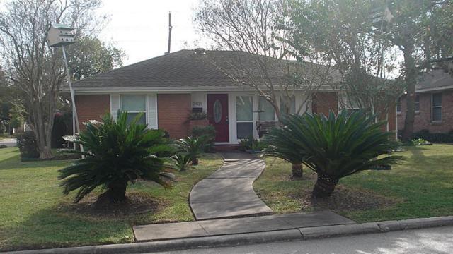 2401 Dorrington Street, Houston, TX 77030 (MLS #34023395) :: Krueger Real Estate