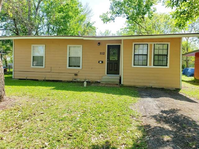 112 Cherry Street, Lake Jackson, TX 77566 (MLS #34029060) :: The Queen Team