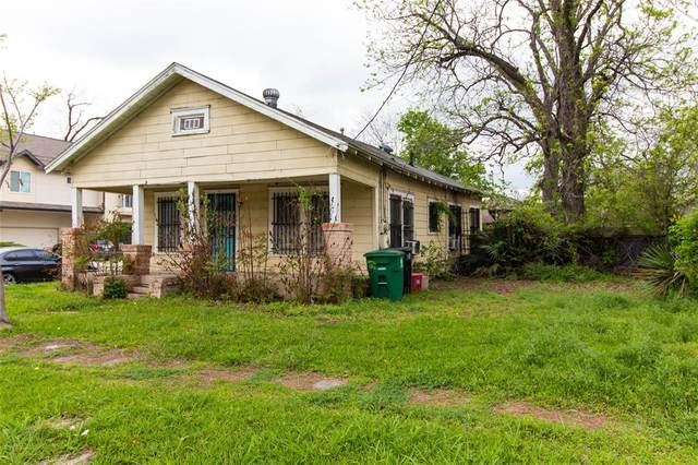4601 New Orleans Street, Houston, TX 77020 (MLS #34035332) :: Ellison Real Estate Team