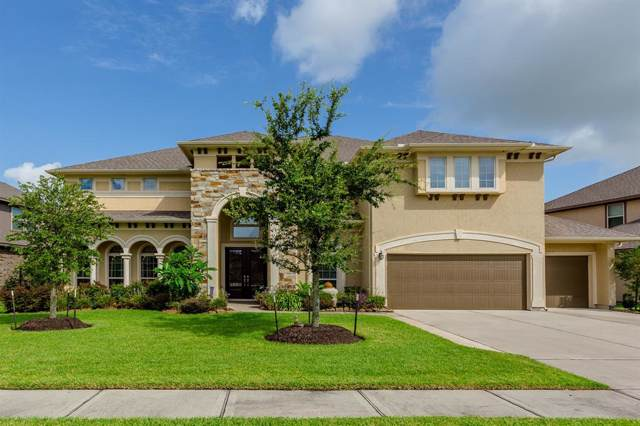 4823 Isla Canela Lane, League City, TX 77573 (MLS #34038839) :: The SOLD by George Team