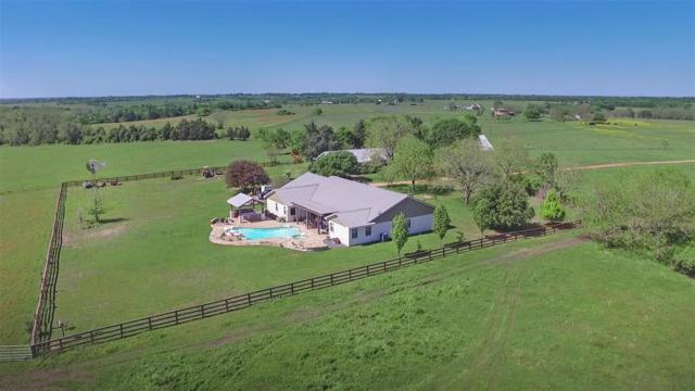 8553 Tegeler Road, Bellville, TX 77418 (MLS #34040127) :: The SOLD by George Team