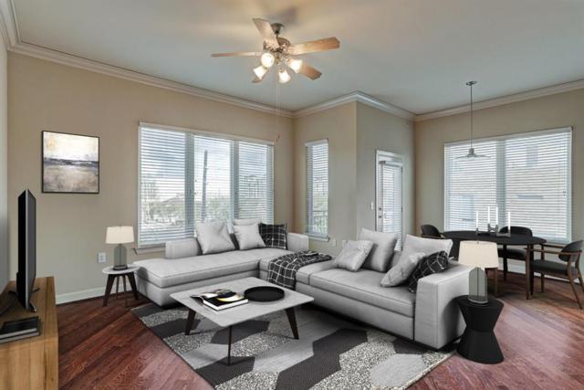 1900 Genesee Street #205, Houston, TX 77006 (MLS #34040773) :: Texas Home Shop Realty