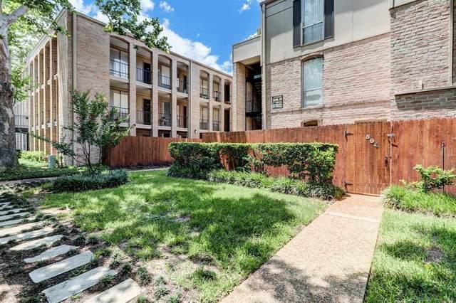 4627 Wild Indigo Street #594, Houston, TX 77027 (MLS #34051642) :: My BCS Home Real Estate Group