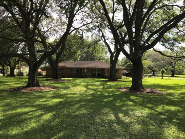 7110 Oak Hill Rd Road, Manvel, TX 77578 (MLS #34055103) :: Texas Home Shop Realty