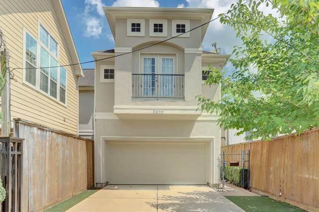 5820 Kansas Street, Houston, TX 77007 (MLS #34070802) :: The SOLD by George Team