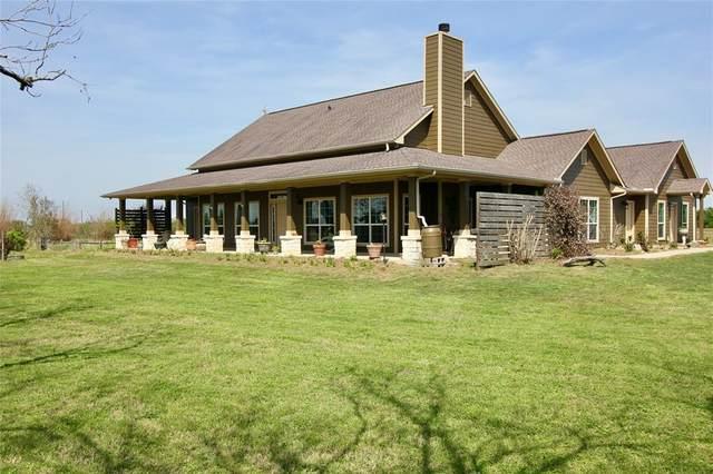5115 Brandon Road, East Bernard, TX 77435 (MLS #34074250) :: Homemax Properties