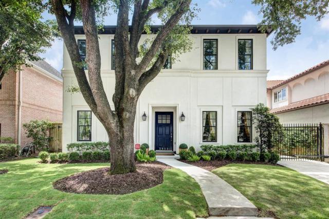 3911 Ruskin Street, West University Place, TX 77005 (MLS #34074270) :: The Heyl Group at Keller Williams