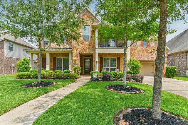 15707 Misty Leaf Lane, Houston, TX 77044 (MLS #34079981) :: Connect Realty
