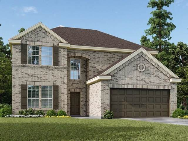 1810 Iron Lake Lane, Rosenberg, TX 77469 (MLS #34081023) :: Caskey Realty