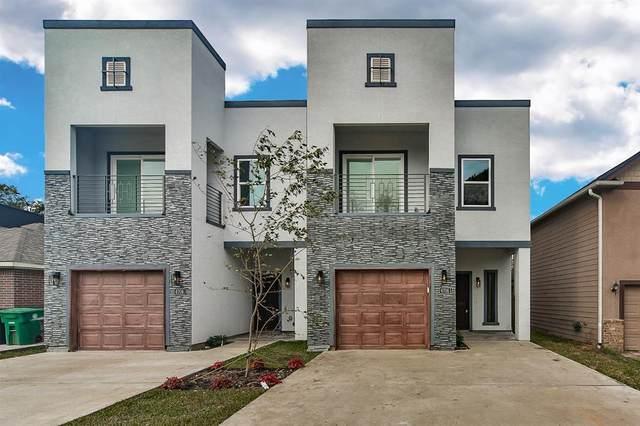 6706 Lozier Street, Houston, TX 77021 (MLS #34084081) :: Keller Williams Realty