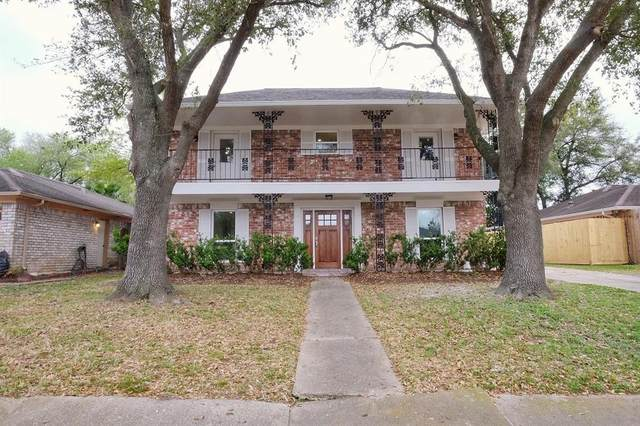 16107 Alta Mesa Drive, Houston, TX 77083 (MLS #34085173) :: The Home Branch