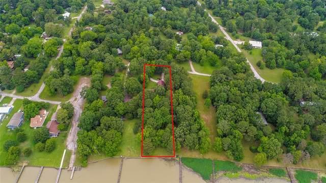 191 Deerwood Trail, Trinity, TX 75862 (MLS #34095649) :: The Heyl Group at Keller Williams