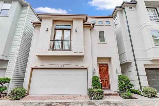 1115 Wagner Street, Houston, TX 77007 (MLS #34110314) :: Texas Home Shop Realty