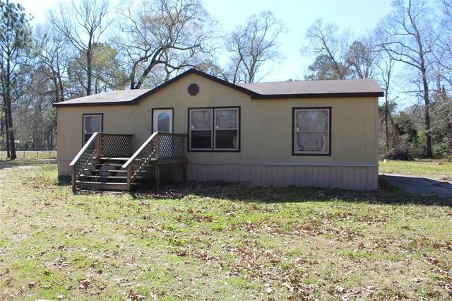 27 County Road 4110, Dayton, TX 77535 (MLS #34114020) :: My BCS Home Real Estate Group