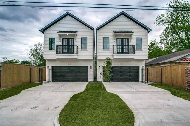 5510 Gano Street, Houston, TX 77009 (MLS #34114280) :: Green Residential