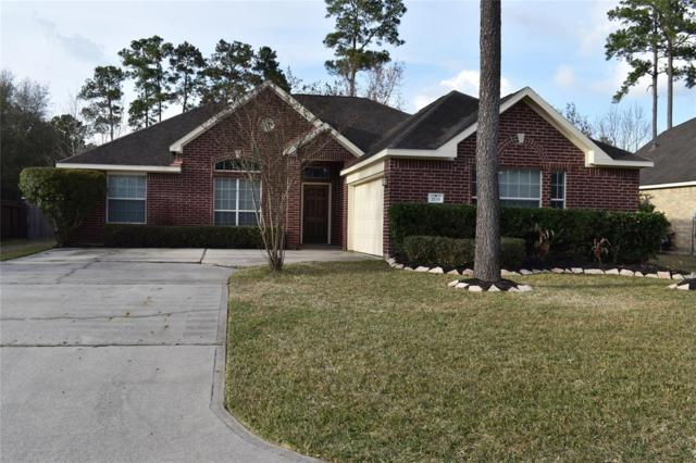 2119 Long Trail Path Ct Court, Spring, TX 77373 (MLS #34115929) :: The Heyl Group at Keller Williams