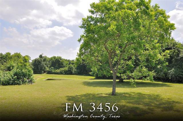 00 Fm 3456, Brenham, TX 77833 (MLS #34122673) :: The SOLD by George Team
