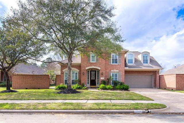 2514 Plumfield Ln, Katy, TX 77450 (MLS #34127101) :: CORE Realty