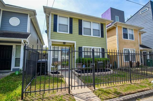 1209 Robin Street, Houston, TX 77019 (MLS #34127886) :: Ellison Real Estate Team