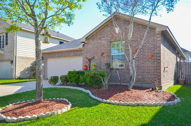2826 Lakecrest River Drive, Katy, TX 77493 (MLS #34133745) :: The Home Branch