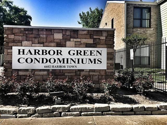 6602 Harbor Town Drive #302, Houston, TX 77036 (MLS #34135499) :: Caskey Realty