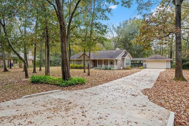 2518 Gladiator Drive Drive, New Caney, TX 77357 (MLS #34140350) :: Texas Home Shop Realty