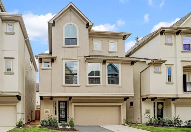 9610 Cambridge Manor Lane, Houston, TX 77045 (MLS #34146220) :: The Jill Smith Team