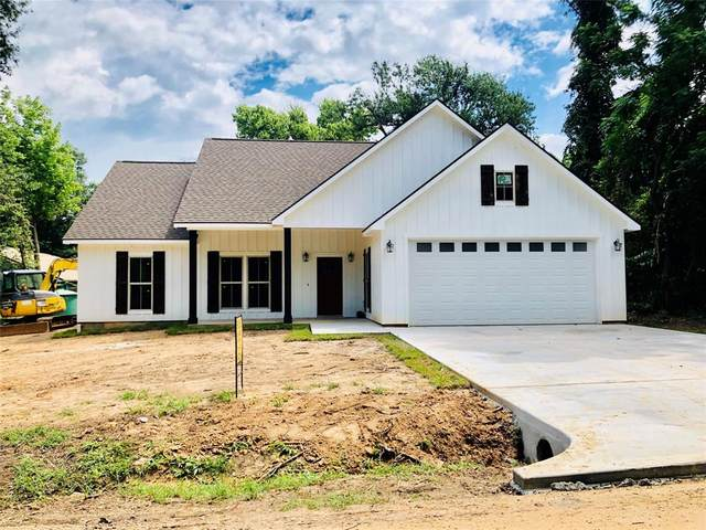 220 Park Drive, Livingston, TX 77351 (MLS #34155060) :: The SOLD by George Team